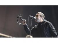 Liam Gallagher Türkiye'de İlk Konserini Verdi