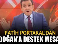 Fatih Portakal'dan Erdoğan'ın çağrısına yanıt