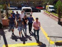Karabük'te Gasp Zanlısı 4 Kişi Adli Kontrol Şartıyla Serbest Bırakıldı
