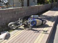 Konya, Seydişehir'de Pikap İle Motosiklet Çarpıştı: 1 Ölü, 2 Yaralı