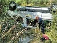 Ağrı, Tutak'ta Kaza: 6 Yaralı