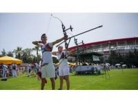 Milli Okçular Olimpiyat Madalyası Peşinde