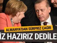 ABD'yi takmayan Almanya tavrını koydu! Türkiye'ye müthiş destek!