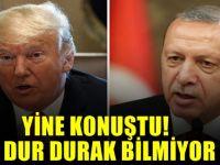 Trump'tan Türkiye'yi hedef alan bir tehdit daha!