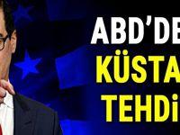 Üst düzey yetkili Açıkladı : ABD'den Türkiye'ye yeni yaptırım sinyali