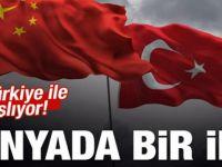 ABD'nin Türkiye operasyonu sonrası Çin'den Müthiş hamle
