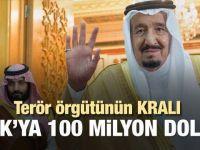 Suudi Arabistan'dan PKK'ya 100 milyon dolar