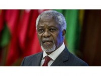 Eski Bm Genel Sekreteri Kofi Annan Öldü