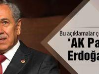 Bülent Arınç'tan Erdoğan'ı kızdıracak açıklama