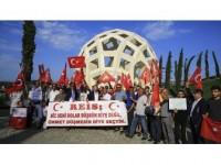 15 Temmuz Gazileri Ve Şehit Yakınlarından Dolar Açıklaması