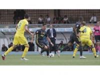 Juventus Galibiyetle Başladı