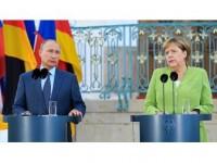 Merkel: İdlib Ve Çevresinde İnsani Felaket Yaşanmasını Önlemeliyiz