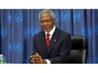 Dışişlerinden Kofi Annan'ın Vefatı Nedeniyle Taziye Mesajı