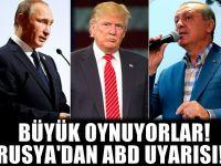 Rusya'dan olay iddia: ABD'nin Sinsi Türkiye Planını açıkladılar