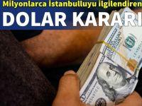 Milyonlarca İstanbulluyu ilgilendiren kötü haber