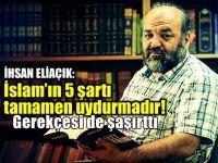 İhsan Eliaçık: İslam'ın 5 şartı tamamen uydurmadır!