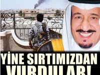 Trump vazgeçerken Suudilerden küstah girişim