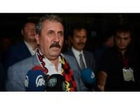 Destici'den Eskişehirspor'a Destek