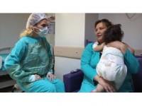 Almira Bebek Havadan Müdahaleyle Hayata Tutundu