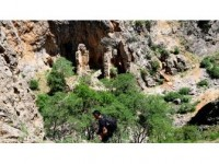 'İvriz Kaya Anıtı'na Turist İlgisi