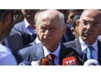 Mhp Genel Başkanı Bahçeli: Amerika Türkiye'nin Dediğini Yapmak Durumunda Kalacak