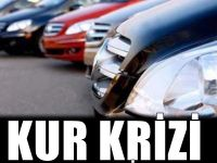 Siparişler iptal: Araçlar gümrüklerden geri dönüyor