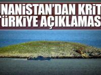 Yunanistan'dan dikkat çeken Türkiye açıklaması