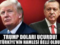 Türkiye'den ABD'ye karşı DİKKAT çeken hamle! Sen misin doları uçuran
