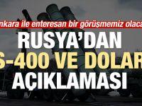 Dünya Ajansları Son dakika geçti: Rusya'dan dikkat çeken 'Türkiye' mesajı