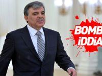Ankara'da Abdullah Gül depremi! Ne yapmaya çalışıyor?