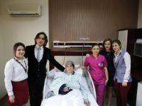 Hastanın Sırtından Alınan Kaslar Omzuna Nakledildi