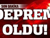 Son Dakika Büyük Deprem : Halk Sokaklara Döküldü..Türkiye son dakika