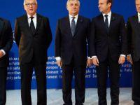 Frsansa Cumhurbaşkanı Macron'dan Sarkozy'ye Jest