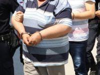 Ankara'da 38 gözaltı