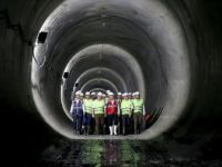 Meci̇di̇yeköy-mahmutbey Metro Hattında sona doğru