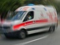 Aydın, Kuşadası'nda Dolmuş ile Minibüs Çarpıştı: 8'i Turist 16 Yaralı