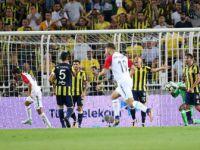 Fenerbahçe Şampiyonaya Veda Etti
