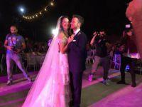 Dünya Güzeli Azra Akın'a Trakya Düğünü