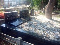 Mezarlığa gidenler şok oldu! GERÇEKTEN YAPMIŞ