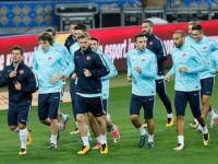 A Milli Futbol Takımı'ndan Ukrayna Maçı öncesi son bilgi