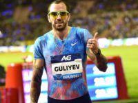 Milli atlet Ramil Guliyev 3. Oldu