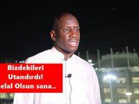 Beşiktaş'lı  eski yıldız Demba Ba'nın Arakan Hassasiyeti