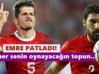 Ukrayna Türkiye maçına damga vuran diyalog!