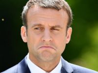 Fransa'da Macron'a Vatandaşlardan sert tepki