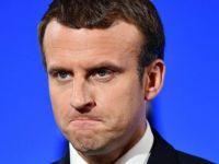 Macron'un balonu çok çabuk patladı! Fransa'da şok!