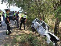Tatil Yolunda Korkunç Kaza: 1 Ölü, 4 Yaralı (Meryem Ergün)