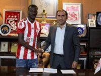 Sivasspor'a Kongolu Oyuncusu