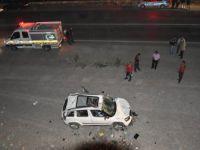 Otomobil 20 Metrelik Duvardan Düştü: 1 Ölü (Ali Soydaş)