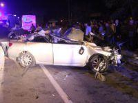 Bolu'da Zincirleme Trafik Kazası: 4 Yaralı