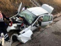 İzmir'in Bayraklı İlçesinde Feci Kaza: 2 Ölü (Ali İhsan Akdemiröz, Hasan Kapsal)
